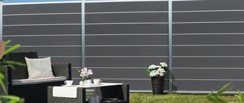 Prindal Hout - Denderwindeke -  COMPOSIET & ALUMINIUM